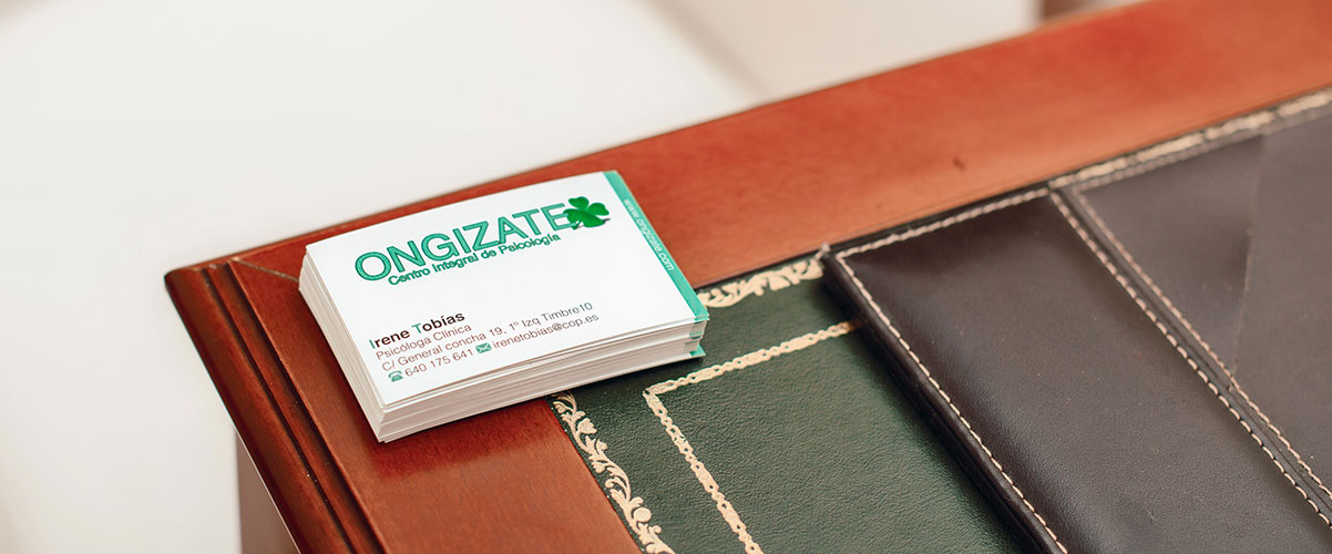 Tarjeta Ongizate - Psicólogos Bilbao | El centro