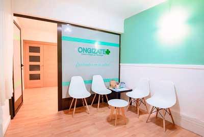 Sala de espera - Ongizate Psicólogos Bilbao